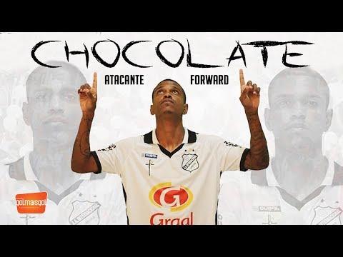CHOCOLATE // ATACANTE // Hebert Aquino de Melo