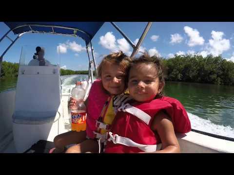 Family Fun in cancun 2015