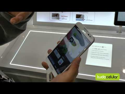 Hands-on: LG Optimus G Pro – Tudocelular.com