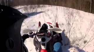 1. Yamaha Nytro Barker exhaust