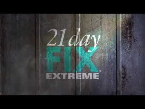 Introducing the all-new 21 Day Fix Extreme - Coming February 2015!