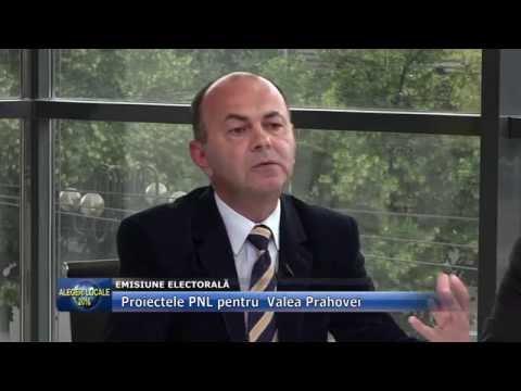 Emisiunea Electorală – 31 mai 2016 – candidați PNL