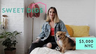 Video What $3,000 Will Get You In NYC | Sweet Digs | Refinery29 MP3, 3GP, MP4, WEBM, AVI, FLV Maret 2019