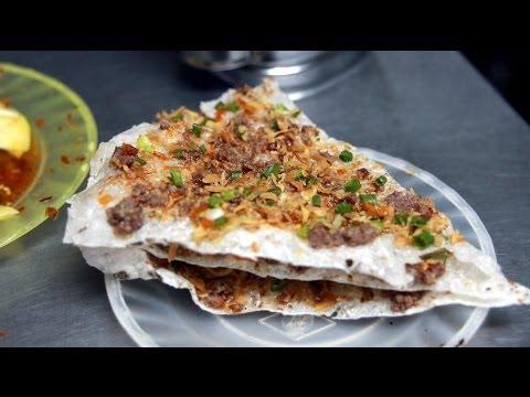 Vietnamese Recipe: Banh Trang Nuong – Easy Quick Vietnamese Pizza