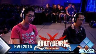 Nonton Guilty Gear Xrd SIGN Grand Finals - Evo 2015 Film Subtitle Indonesia Streaming Movie Download