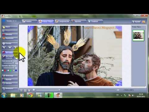 Video 0 de FotoMix: Cómo hacer montajes con FotoMix