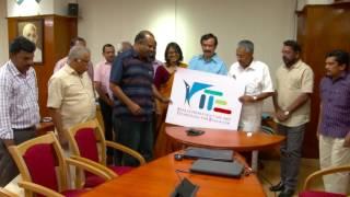 കേരള ഇൻഫ്രസ്ട്രക്ച്ചർ & ടെക്നോളജി എജ്യൂക്കേഷൻ- ലോഗോ പ്രകാശനം