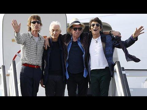 Οι Rolling Stones στην Κούβα!