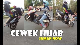 Download Video Cewek Cewek Hijab Jaman Now Jago Freestyle MP3 3GP MP4