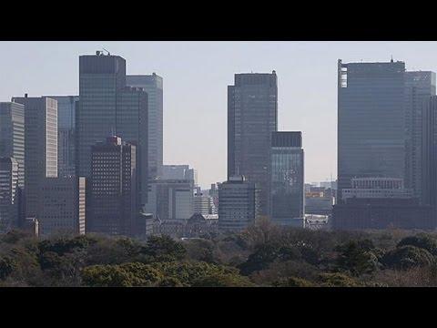 Μαρουνούτσι η οικονομική «καρδιά» του Τόκιο – target