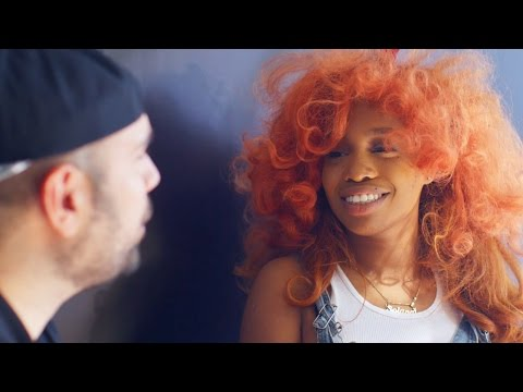 SZA talks working on TPAB, her album plans, and more with Rosenberg at Lollapalooza