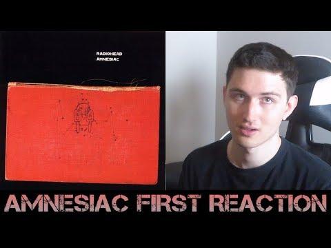 FIRST REACTION to Radiohead - Amnesiac (Part 1)