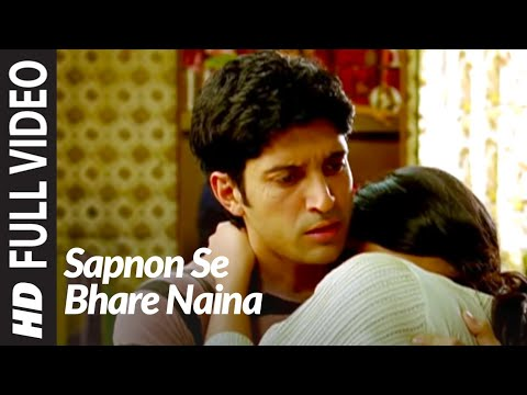 Video Sapnon Se Bhare Naina [Full Song], Film - Luck By Chance download in MP3, 3GP, MP4, WEBM, AVI, FLV January 2017