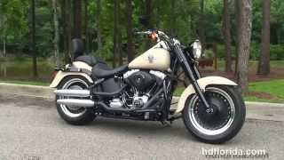 4. 2015 Harley Davidson models release date end of  August  - Fatboy lo for sale