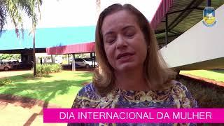 Prefeitura faz homenagens pelo Dia Internacional da Mulher