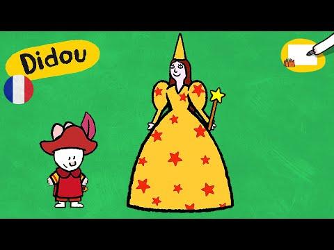 Fée - Didou, dessine-moi une fée |Dessins animés pour les enfants