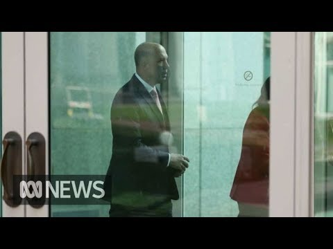 Peter Dutton is no longer a member of the frontbench