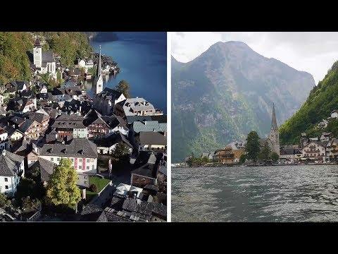 Hallstatt: Warum dieses idyllische Bergdorf von chine ...
