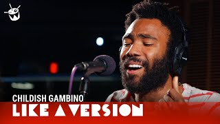 Video Childish Gambino covers Tamia 'So Into You' for Like A Version MP3, 3GP, MP4, WEBM, AVI, FLV Juli 2018
