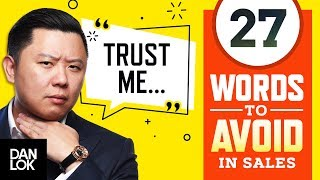 Video 27 Words To Avoid In Sales MP3, 3GP, MP4, WEBM, AVI, FLV Agustus 2019