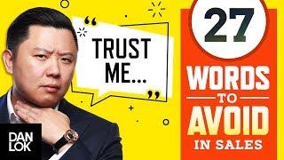 Video 27 Words To Avoid In Sales MP3, 3GP, MP4, WEBM, AVI, FLV Juni 2019