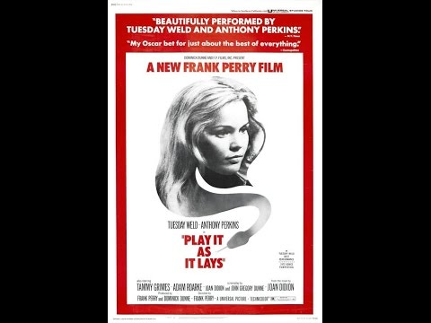 Play It As It Lays (1972) Full Movie