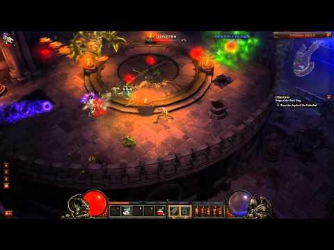 Diablo III (Beta) - Witch Doctor part 3