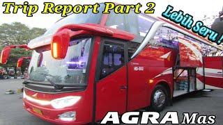 Video Trip Report Part 2 Naik Armada Baru Po.Agra Mas Tronton Scania K410iB HD-002 Kudus-Cikarang MP3, 3GP, MP4, WEBM, AVI, FLV Juli 2018
