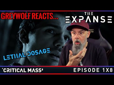 The Expanse - Episode 1x9 'Critical Mass' | REACTION & REVIEW