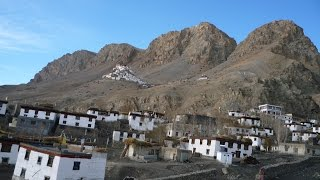 Kaza India  city photos : Kaza to Ki Monastery - Lahaul Spiti - Unforgettable Himachal Pradesh - Incredible India