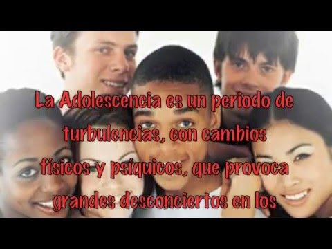 adolescencia - Para ver el video con audio, ir a esta direccin: http://www.dailymotion.com/user/Giovamerica/video/x8hiaf_la-adolescencia-large_webcam En este video se defi...