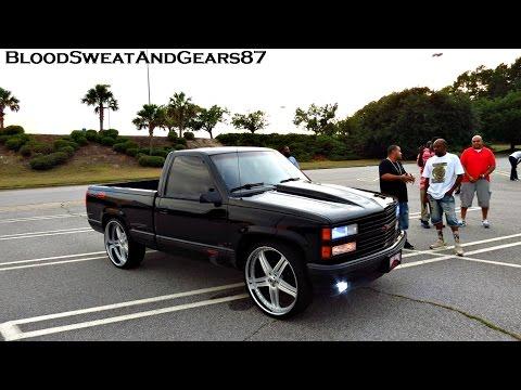 "Chevrolet C/K 1500 454 SS on 26"" Asanti (AF-167) Wheels (454SS)"