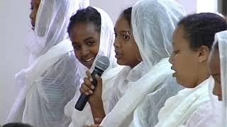 Memhr Zebene Lemma At Jerusalem Kidane Mihret Church