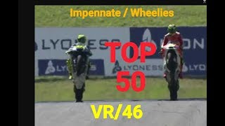 Video TOP 50 IMPENNATE di Valentino Rossi. Best Wheelies of Valentino Rossi. Alan Walker music MP3, 3GP, MP4, WEBM, AVI, FLV Agustus 2018