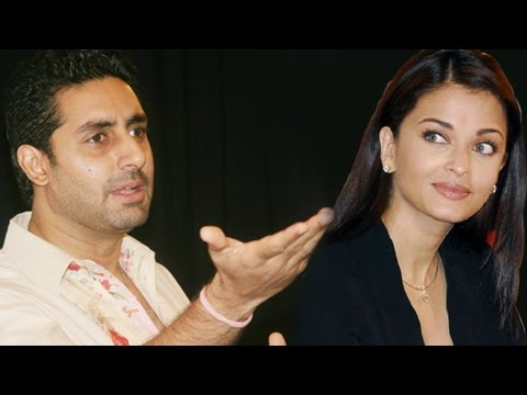 Abhishek Bachchan Does Not Want To Work Aishwarya