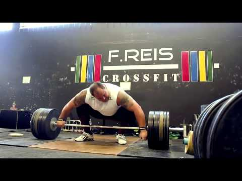 F.Reis Weightlifting Level 2