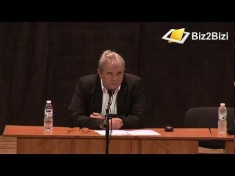 Пети Бизнес Форум Biz2Bizi 30.05.2012 г. - Част първа