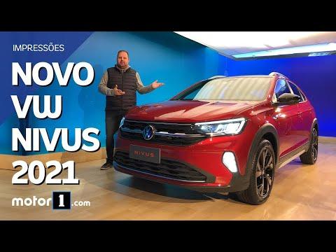Contato exclusivo: Novo VW Nivus 2021 em todos os detalhes!