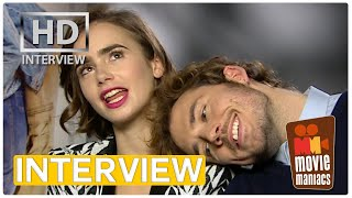 Nonton Love Rosie   Lily Collins   Sam Claflin On Love Movies  Friendship And  W Rapping Interview Film Subtitle Indonesia Streaming Movie Download