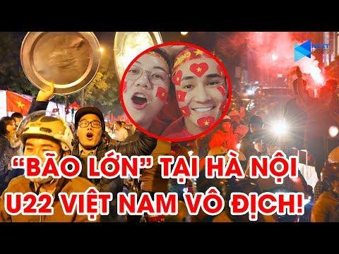 Cơn bão sau 60 năm chờ đợi của người hâm mộ Việt Nam sau trận U22 Việt Nam vs Indonesia @ vcloz.com