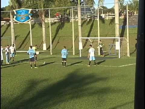 Jogo entre as equipes da Imobili�ria Canova e Imp�rio
