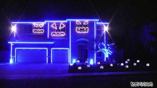 Thumbnail for Halloween Light Show 2011 — Party Rock Anthem