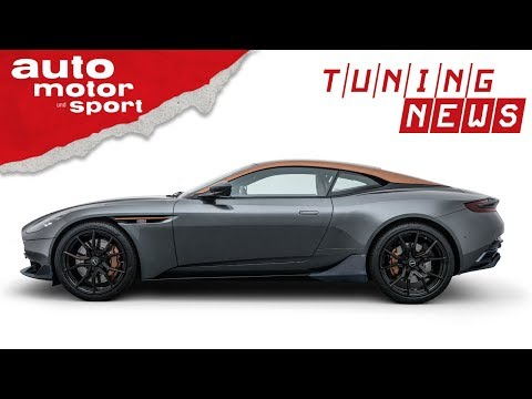 Startech Aston Martin DB11: Der andere 11er - TUNIN ...
