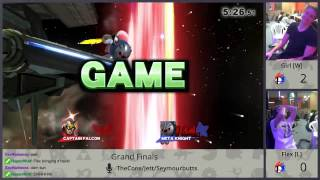 Metaknight's gimping power is real