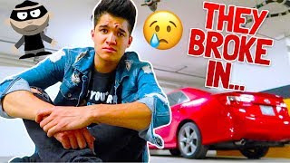 GET YOUR WASSABI MERCH NOW!http://www.AlexWassabi.comSo my car was broken into. Bad things happen in life. How you deal with it is what defines you 👍🏼:)Wassabi's MUST WATCH videos!: http://bit.ly/29yPBEHWatch every Wassabi CHALLENGE video!: http://bit.ly/29wKUeBNew Wassabi episode EVERY DAY!JOIN THE JOURNEY!Twitter: http://bit.ly/29A6ZIZInstagram: http://bit.ly/29NFnWrSecond Channel: http://bit.ly/2cU60JvFacebook: http://bit.ly/29LVthySnapchat: @RealAlexWassabiDon't forget to remember!If you're not smiling,YOU'RE DOING IT WRONG!! :)mKay bYe!