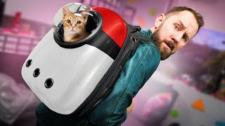 Video 10 Products Only CRAZY Cat People Would Get! MP3, 3GP, MP4, WEBM, AVI, FLV Februari 2019