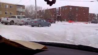 Yorkton (SK) Canada  City pictures : My First Winter Drive in Yorkton, SK, Canada