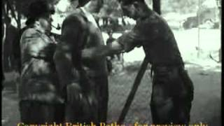 PALESTINE   MARTIAL LAW DECLARED   British Pathe   Copy 1