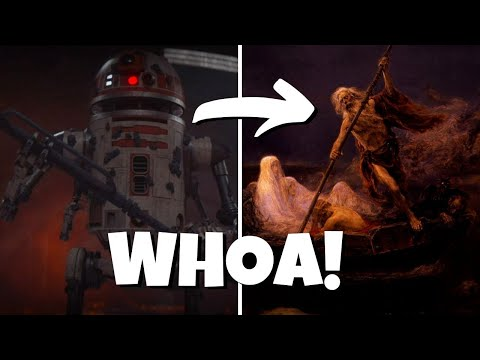 How the Bible and Greek Mythology inspired Episode 8 of The Mandalorian! (Chapter 8 analysis)
