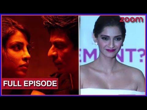 Shah Rukh Replaces Aamir Khan, Sonam Declines To Comment On Virat-Anushka's Wedding